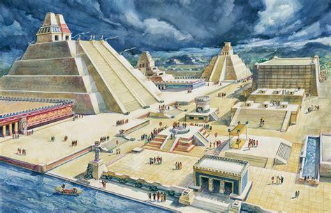 Cultura azteca: origen, características, ubicación ...