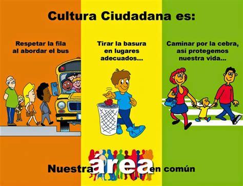 cultura ciudadana: EJEMPLOS DE CULTURA CIUDADANA