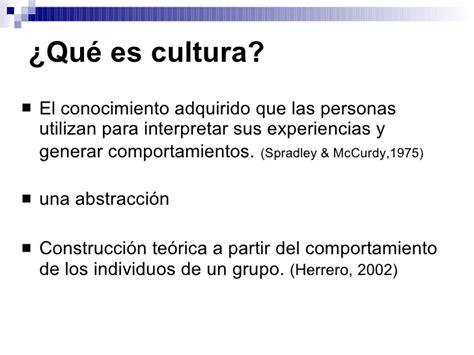 Cultura: desde una perspectiva del desarrollo social ...