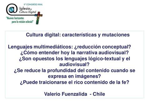 Cultura digital características y mutaciones