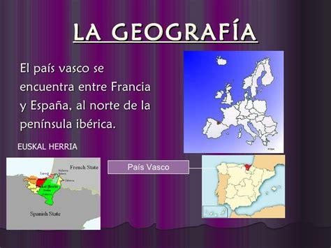 Cultura general país vasco