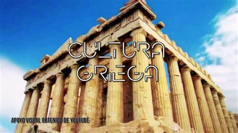 cultura griega.! - YouTube