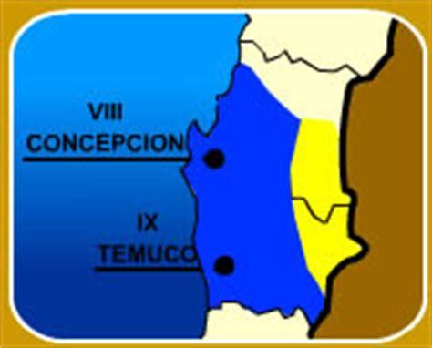 Cultura Mapuche: Gente de la Tierra: Ubicación geográfica.