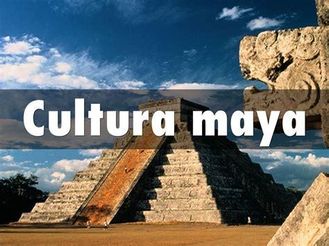 Cultura maya by Irais Muñoz