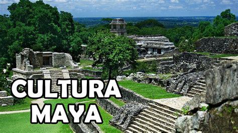 Cultura maya - Historia, arquitectura, aportes, escritura ...