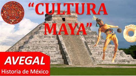 CULTURA MAYA - MEXICO - AVEGAL Historia - YouTube