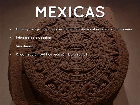 Cultura Mexica by Copán Sistema