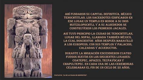 Cultura Mexica o Azteca - YouTube