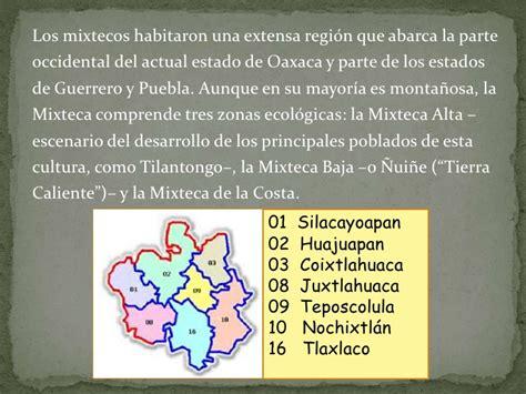Cultura mixteca. Erick
