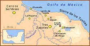Cultura Olmeca - Culturas antiguas de Mexico