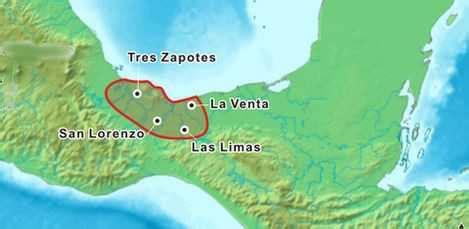 Cultura olmeca | Historia de México