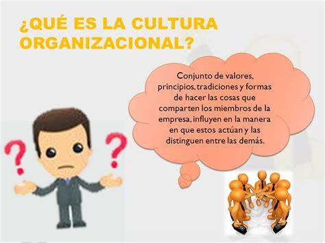 Cultura Organizacional - ppt video online descargar