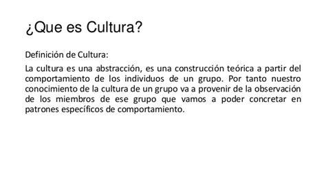 Cultura organizacional y construcción de la imagen