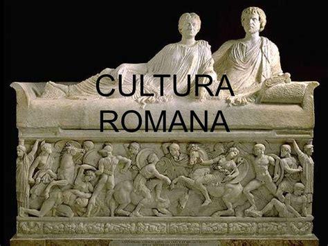 CULTURA ROMANA. - ppt carregar