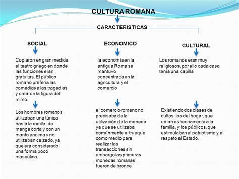 Cultura Romana. - ppt video online descargar