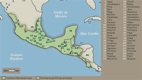 culturas de america   Taringa!