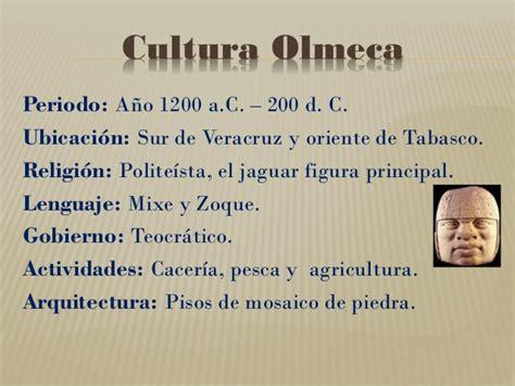 Culturas prehispanicas de México