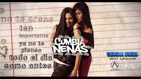 Cumbia Nenas   No Te Creas Tan Importante  Audio    YouTube