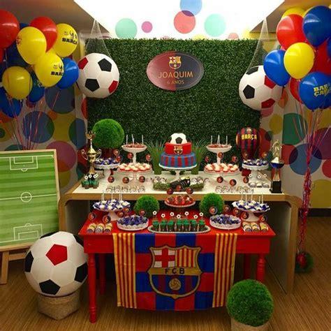 Cumpleaños del Barcelona: Ideas para hacer una fiesta de ...
