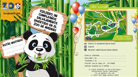 Cumpleaños en el Zoo - PlanesConHijos.com