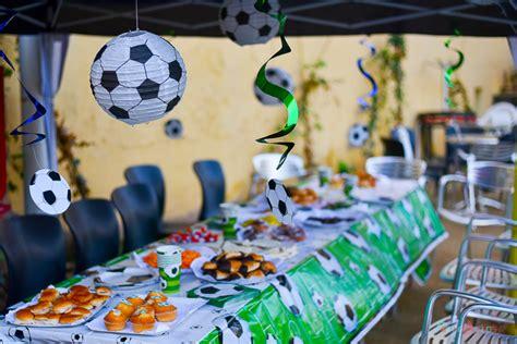 Cumpleaños infantil en el campo de fútbol de Maddock Sport ...