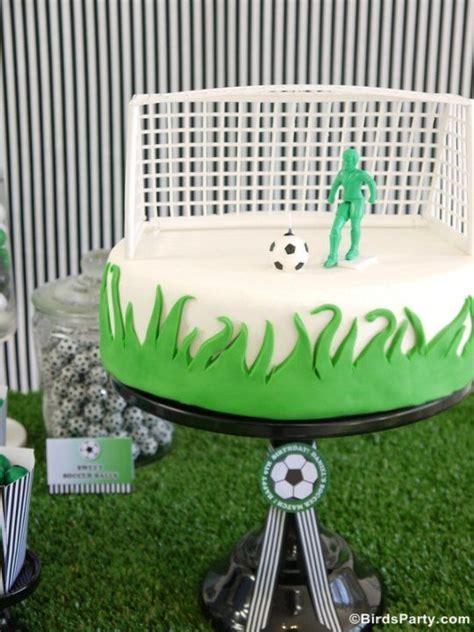 Cumpleaños infantil Fútbol - DECORACIÓN FIESTAS