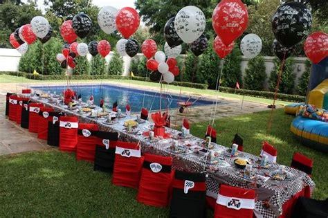 Cumpleaños niños | Fiestas al aire libre | Pinterest ...