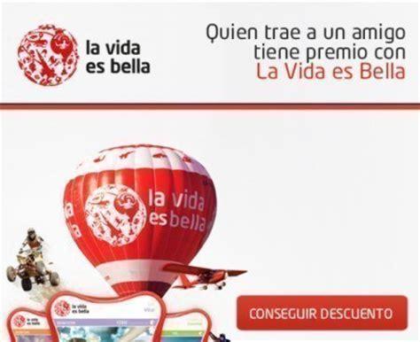 Cupón Descuento de 5 o 10 euros para La Vida es Bella ...