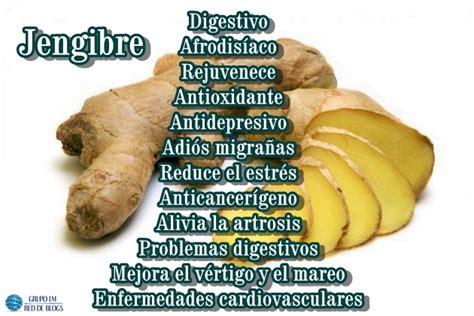 Cúrate con la raíz de jengibre | Salud