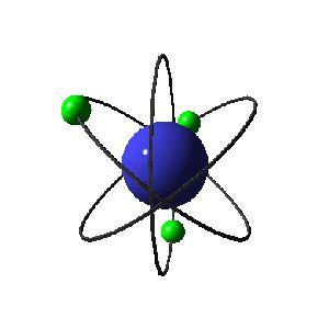 CURIOSIDADES NUCLEARES: Átomo de carbono 14
