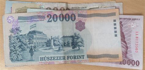 Currency of Hungary   BudapestAgent.com
