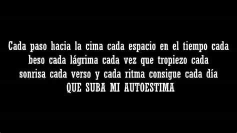 Curri C - AUTOESTIMA (Letra) - YouTube