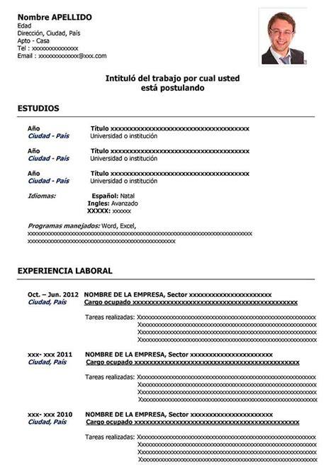 Curriculum Vitae Formato - Curriculum Vitae