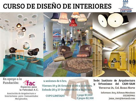 CURSO DE DISEÑO DE INTERIORES | Revista esencia y espacio