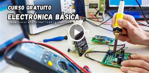 Curso de Electrónica Básica para principiantes desde cero