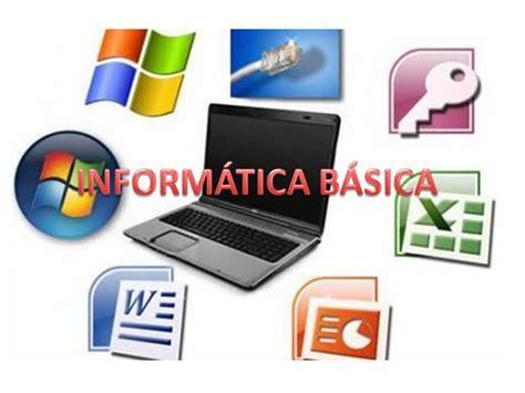 Curso de INFORMÁTICA BÁSICA | Buzzero.com
