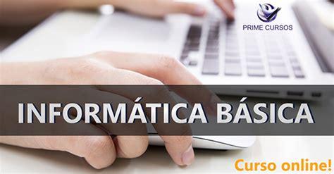 Curso de Informática Básica Online Grátis | Prime Cursos