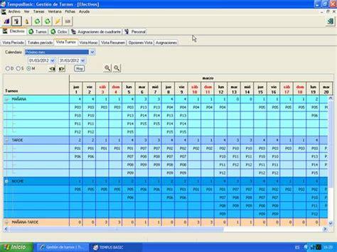 Curso de introducción a la gestión de turnos, ciclos de ...
