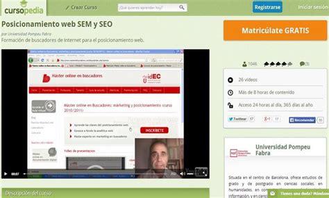 Curso De Posicionamiento Web Gratis   arlicredito