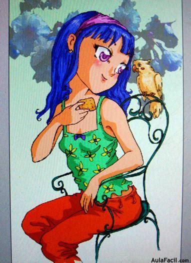 Curso gratis de Cómo colorear Manga con Photoshop II   Dar ...