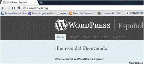 Curso gratis de Crear blog con Wordpress   Instalar y ...