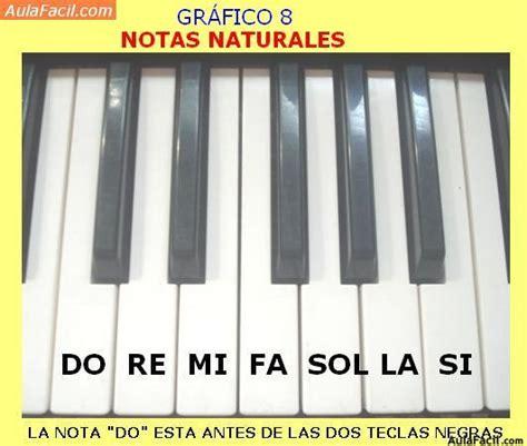 Curso gratis de Piano Infantil I - Las Notas Musicales ...