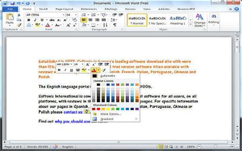 Curso online de Word 2010 Intermedio - Aprendum