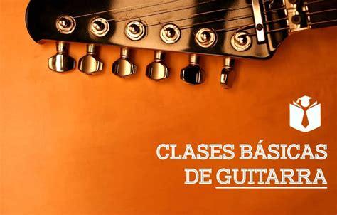 Curso online gratis para aprender guitarra  Nivel Básico ...