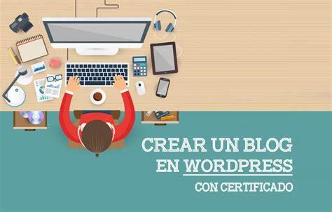 Curso online para crear un blog en Wordpress (con ...