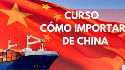 Curso Para Importar Desde China   Comprar en China Por ...