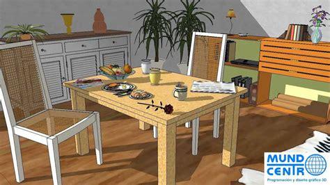 Curso SketchUp para interiorismo y decoración   YouTube