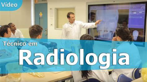 Curso Técnico em Radiologia   Senac São Paulo   YouTube