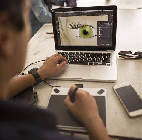 cursos de dibujo digital 03   Escuela de Arte Talentos