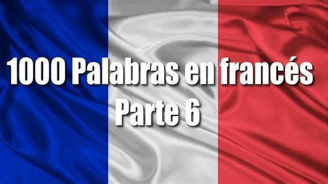 Cursos de francés: 1000 Palabras y frases en francés para ...